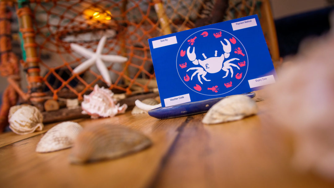 Wells Crab House Voucher