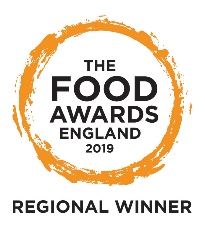 Regional winner Food awards 2019