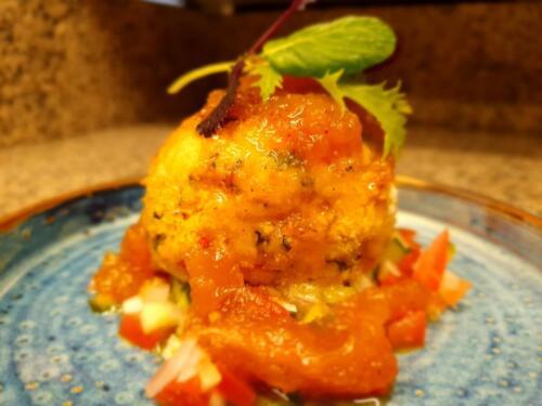 Cod Fishcake